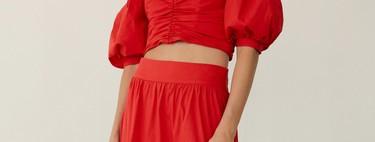 Las 13 faldas de Mango más bonitas para conseguir los looks de verano más estilosos