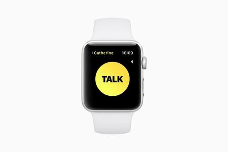 """La función Walkie-Talkie de watchOS 5 es un """"disfraz"""" de FaceTime audio que lleva la privacidad por bandera"""