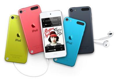 El nuevo iPod Touch, un pequeño Frankenstein hecho de iPhone 4S y 4