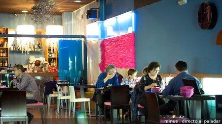 restaurante el Pekado - interior