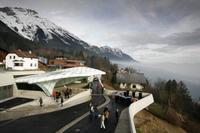 Innsbruck se vuelve futurista