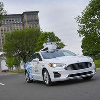 La vida útil de los coches autónomos será de solo cuatro años, según Ford, ya que se usarán mucho más