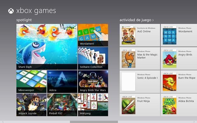 Portada Xbox Game