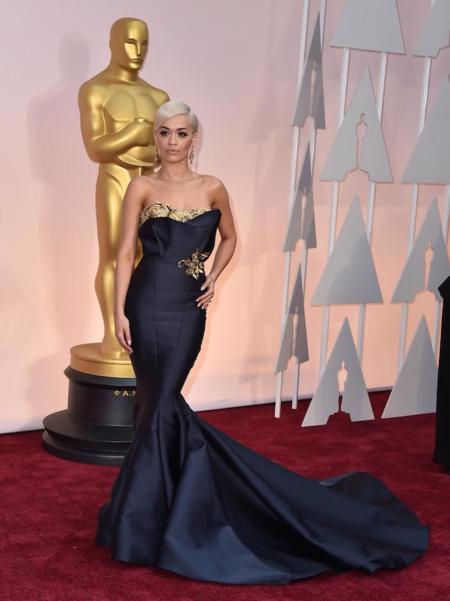 Rita Ora Oscar 2015 1