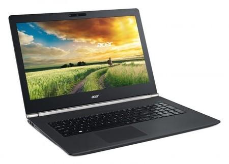 Acer Aspire V 17 Nitro le apuesta al control por gestos mediante Intel RealSense 3D