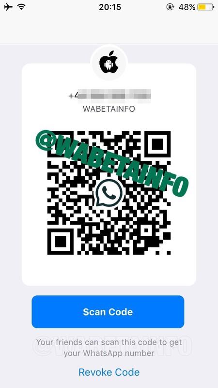 Whatsapp Qr Code Ios