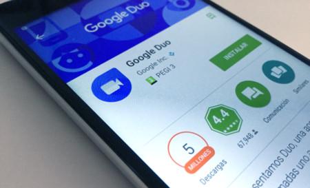 Google Duo: hace falta algo más que 5 millones de descargas para triunfar