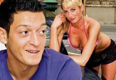 La novia de Mesut Özil, el nuevo jugador del Real Madrid, está tremenda
