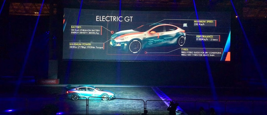 Tesla P100d Gt