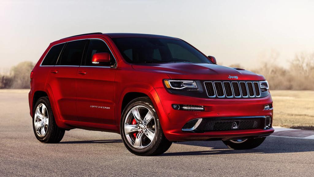 Jeep Grand Cherokee Srt