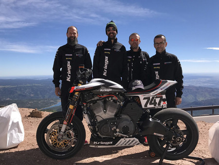 Bott Power Pikes Peak 2017 3