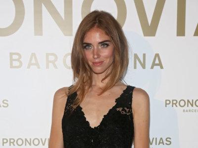Chiara Ferragni, invitada de excepción en el desfile de Pronovias