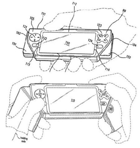 Patente de una nueva N-Gage y plataforma retrasada