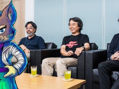 Las caras de los personajes de Star Fox están basadas en varios desarrolladores de Nintendo, Miyamoto incluido