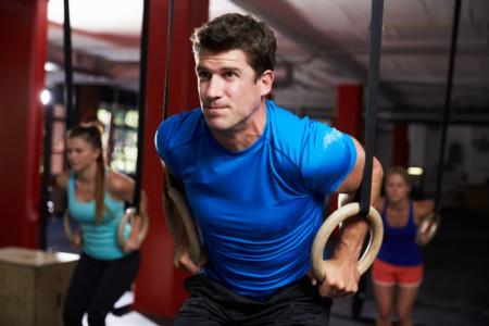 Entrenamiento con anillas, una forma diferente de trabajar los músculos