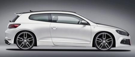 Volkswagen Scirocco EVO R por B&B, hasta 350 cv