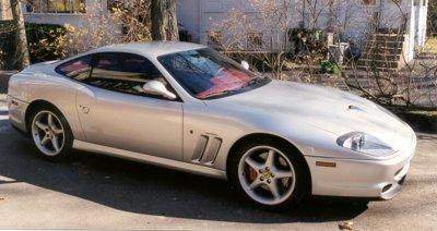 Una de terrorpasión: el Ferrari 550M de Uday Hussein