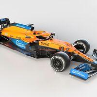 Primer coche para la Fórmula 1 2021: McLaren mantiene el naranja en su vuelta con Mercedes y luce a Daniel Ricciardo