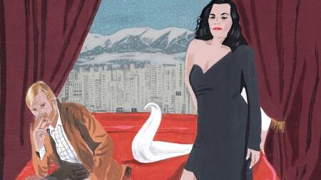 'Nieva en Benidorm': Isabel Coixet ofrece una discreta relectura en clave romántica de 'El tercer hombre' donde destaca Timothy Spall