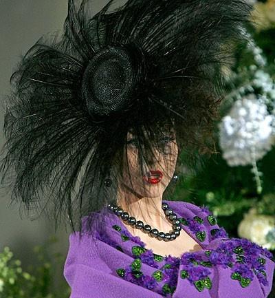 Pamelas firmadas Dior para tocados espectaculares