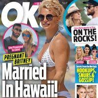 La boda hawaiana de Britney