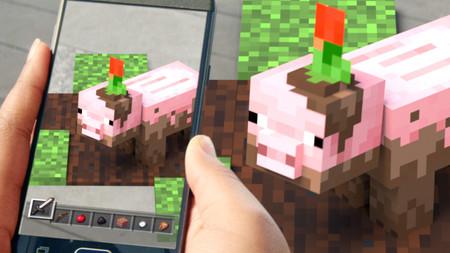 Minecraft Earth Juego