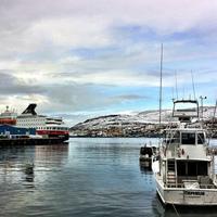 Hammerfest, viviendo más allá del Círculo Polar Ártico
