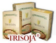 Trisoja, mezcla de trigo y soja.