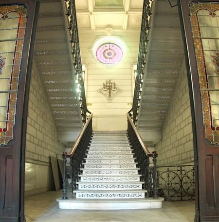 Casa Decor Madrid 2012 escalera principal