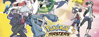 Pokémon Masters, lo hemos probado: lo más rentable de Nintendo℗ en móviles se mezcla con su mayor éxito fuera de ellos