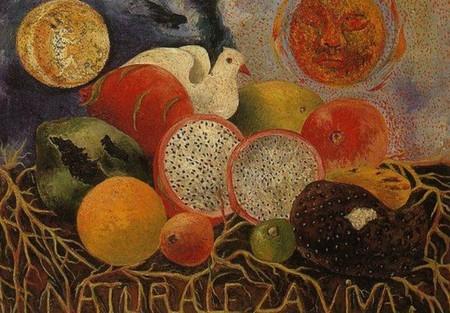 Pinturas De Frida Kahlo Inspiradas En Comida Y Sus Frases Mas Inspiradoras Viva