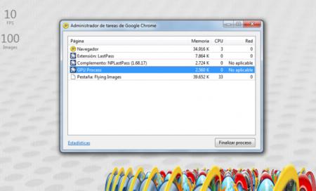 Chrome se apunta a la aceleración por GPU