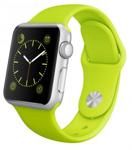 El Apple Watch llega al mercado en abril