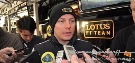 """Kimi Raikkonen: """"la consistencia ayuda pero necesitamos más velocidad que el año pasado"""""""