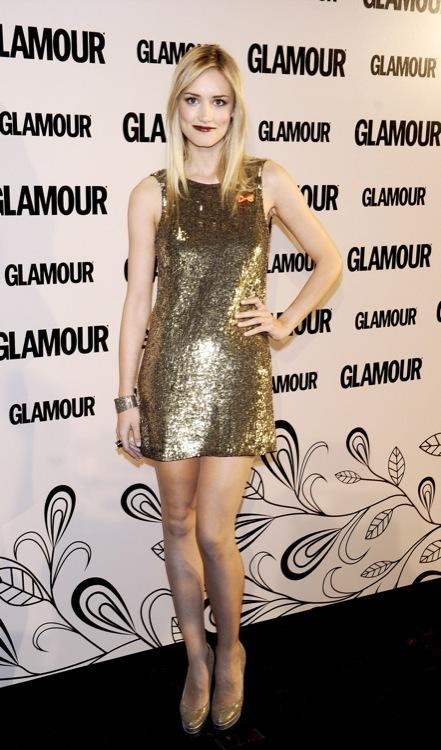 Alba Carrillo Glamour Belleza