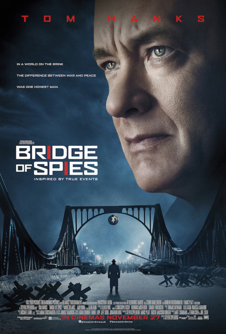 Póster final de El Puente de los Espías (Bridge Of Spies)