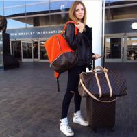 Las maletas de Louis Vuitton