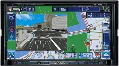 Kenwood HDV-770, no sólo GPS