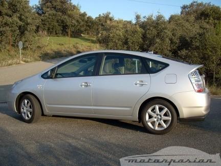 Prueba: Toyota Prius (parte 3)