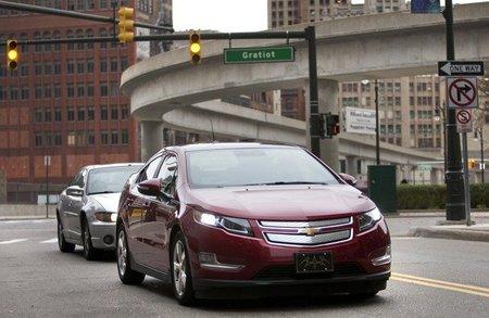 Jay Leno y su Chevy Volt: más de 16.000 km con un solo depósito de gasolina
