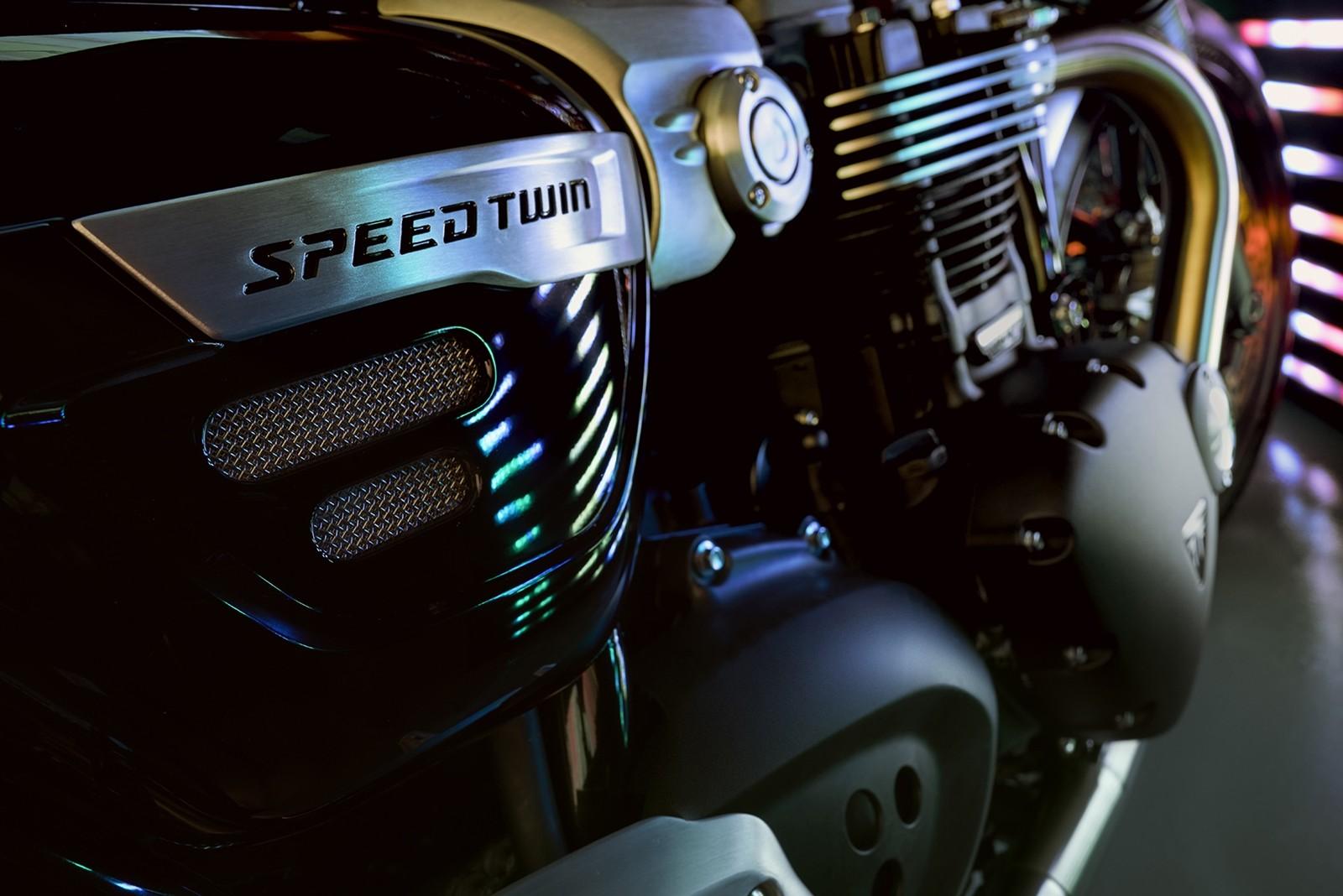 Foto de Triumph Speed Twin 2019, prueba (32/80)