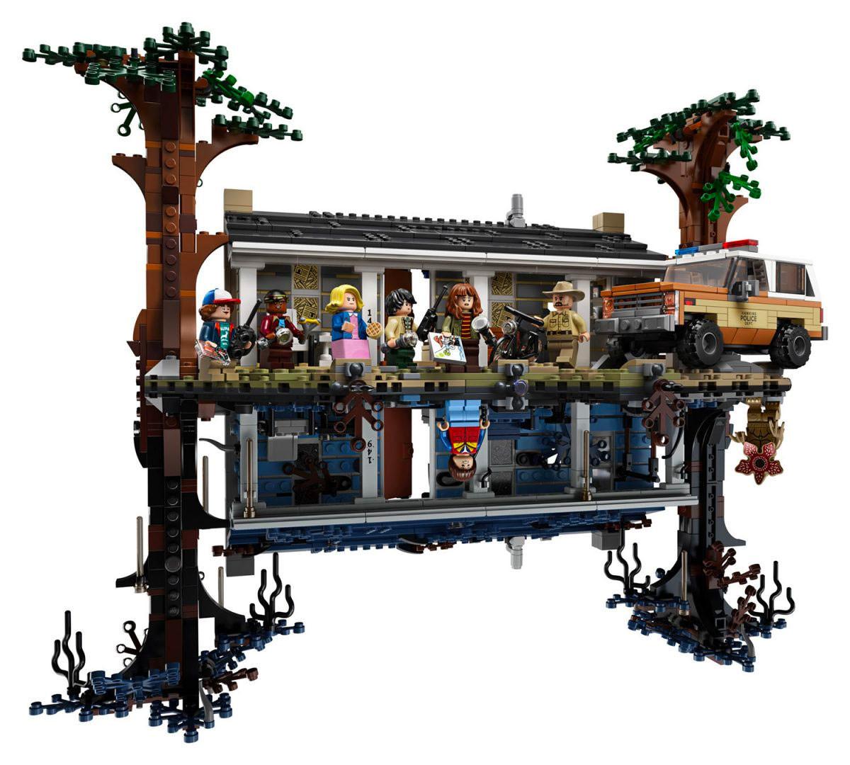 Foto de LEGO 'Stranger Things' (7/8)