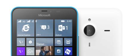 Lumia 640 XL, cámara Zeiss