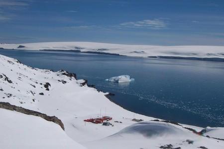 Juan Carlos I Antarctic Base Hurd Peninsula Livingston Island Antarctica Mini