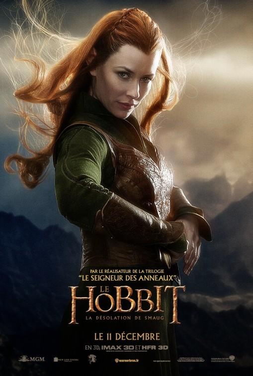 Foto de Carteles de 'El hobbit: La desolación de Smaug' (1/29)