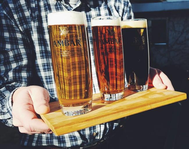 Cervezas Ambar Portada