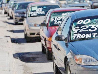 """Regularización de autos """"chocolate"""" afectaría la industria automotriz hasta en un 30%"""
