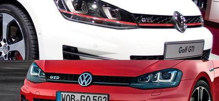 Volkswagen Golf. ¿Eres GTI o eres GTD?