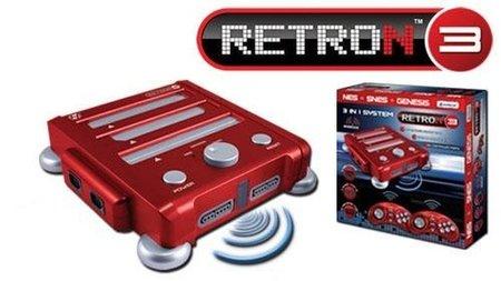 RetroN 3. Una consola para gobernarlas a (casi) todas