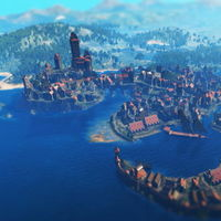 Fantasea con The Witcher 3: SimCity Edition, un crossover imposible en forma de vídeo relajante